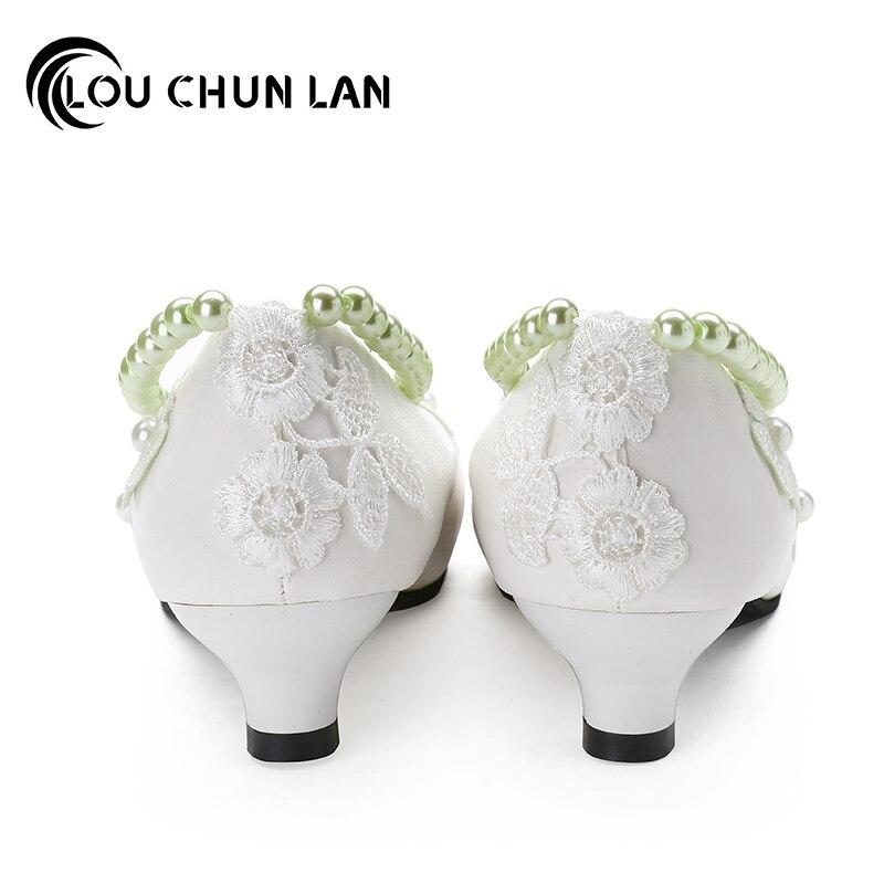 LOUCHUNLAN adult flats Wedding Shoes lace ballet flats Womens Shoes appliques Free Shipping Drop Shipping