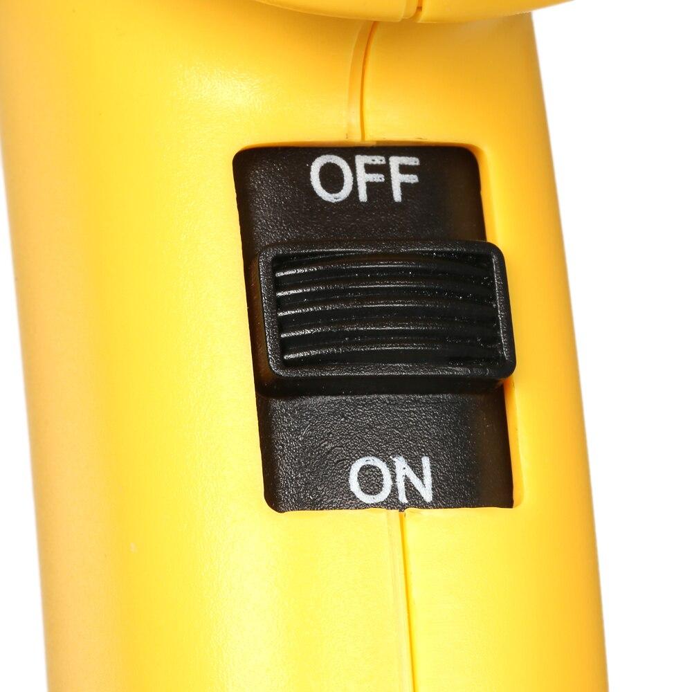 Image 5 - AC220 الرقمية الكهربائية الساخن مسدس هواء التحكم في درجة الحرارة بناء مجفف الشعر بندقية الحرارة لحام أدوات قابل للتعديل فوهة-في بنادق الحرارة من أدوات على AliExpress