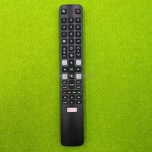 Оригинальный пульт дистанционного Управление RC802N YUI1 для TCL U55X9006 U65X9006 55DP660 65DP660 50DP660 U55C7006 U65C7006 U75C7006 ЖК-дисплей tv