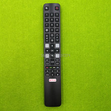 Original Remote Control RC802N YUI1 for TCL U55X9006 U65X9006 55DP660 65DP660 50DP660 U55C7006 U65C7006 U75C7006 LCD tv(China)