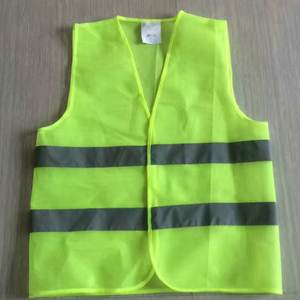 LESHP Reflective Vest Safety Clothing High Visibility