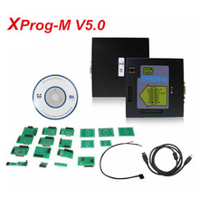 2016 New XPROG-M Xprog Xprog M Programmer V5.0 Car ECU Chip Tunning XPROG-M Programmer V5.0 Diagnostic Tool LR10
