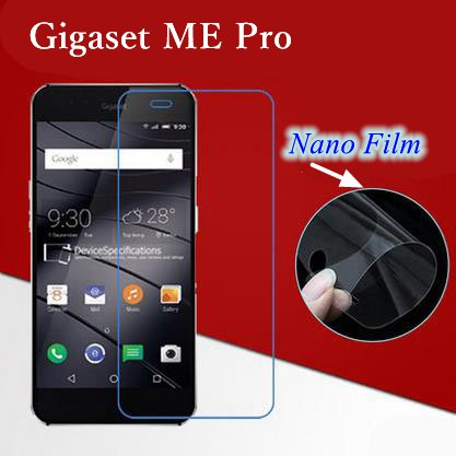 Nano Tempered Glass for Gigaset ME Pro GS57 6 Ultra Thin 2 5D Anti Explosion Premium