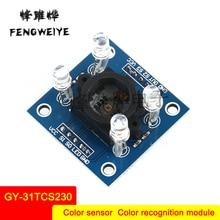 Panel GY-31TCS230 TCS3200 Color Sensor Color Identification Module Color Sensing Module