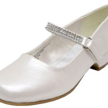 600e7fc603 Buy flower girl shoes ivory and get free shipping on AliExpress.com