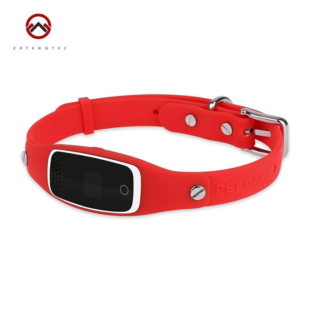 Mini GPS traqueur pour animaux de compagnie chien chat étanche GPS localisateur suivi GPS + LBS + WIFI emplacement S1 en temps réel suivi animal GPS collier Geofence
