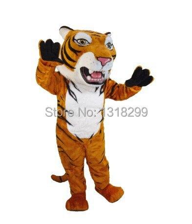 Mascotte tigre de sibérie mascotte costume fantaisie personnalisé fantaisie costume cosplay thème mascotte carnaval costume kits