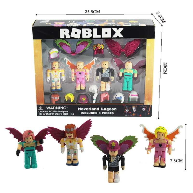 Roblox Action Figure Jugetes 7 8cm Pvc Toy Game Roblox Roblox Figure Jugetes 7cm Pvc Game Figuras Robloxs Boys Toys For Roblox Game 9 Set Starfrens