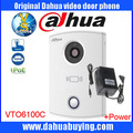 Original English firmware Dahua VTO6100C Villa Outdoor Station Video Door Phone Video Intercom IC card unlock with Power supply