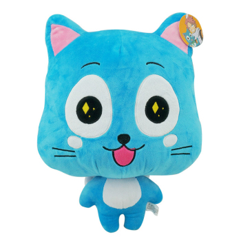 Peluches de 2 unidades de Happy & Charles de Fairy Tail (23cm) Fairy Tail