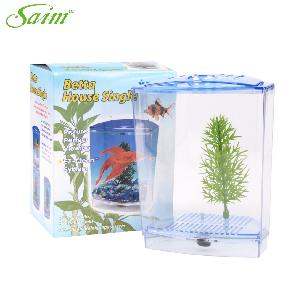 Aquarium fish tank online shopping - Aquarium Fish Tank Suspension Multi Functional Isolation Boxes Breeding Boxes Feeding Box China