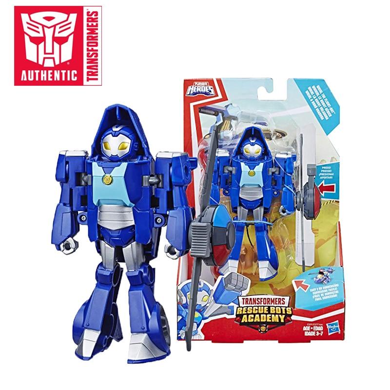 2019 15.5cm Playskool Transformers Toys Rescue Bots Academy Medix the Doc Bot Whirl Flight Bot PVC Action Figure Griffin Rock