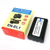 EN-EL1 batería para Nikon es EL1 ENEL1 Coolpix 500, 775, 880, 885, 990, 995, 4300, 4500, 4800, 5000, 5400, 5700 8700 NP-800 NP800 A200 DG5W