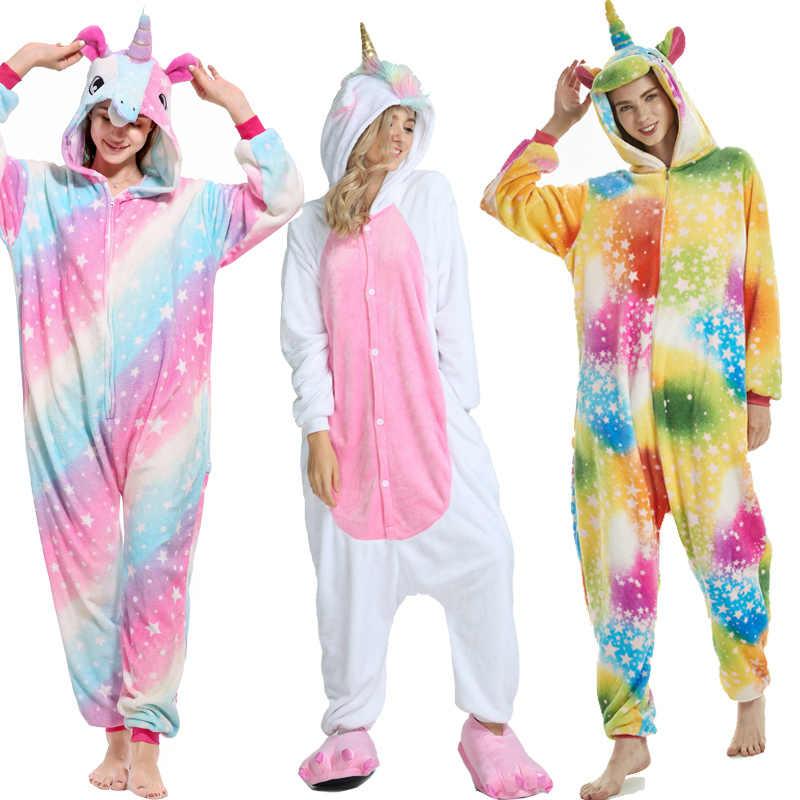... Onesie Зима взрослых унисекс пижамы с животными из мультфильмов  Хэллоуин костюм для косплея с капюшоном пижамы ... bfaf33bac1a49