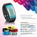 LED Smart W4 Wristband sport Bracelet Watch With Signature Function+3D Pedometer +Calories+sleep Monitoring for healthy