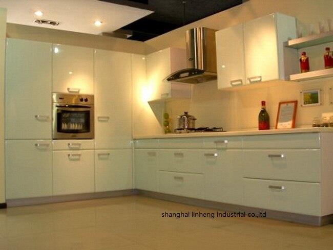 Lacquer Dapur Kabinet Lh La006 Lacquer Kitchen Cabinet Kitchen Cabinetlacquer Cabinet Aliexpress