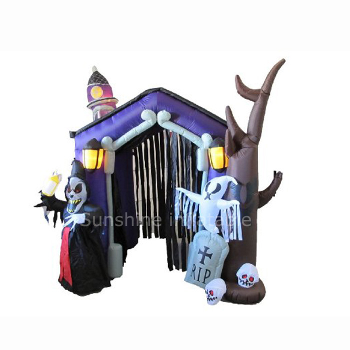 giant outdoor inflatable halloween arch for decoration arch for party use or party diy decorations from
