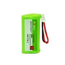 1 шт., 2,4 вольт, никель металлогидридный аккумулятор AAA, 800 мАч, 2,4 В, никель металлогидридный Аккумулятор для беспроводного телефона BT166342/266342 JST HE (PK 0104)