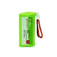 1Pcs 2.4 Volt Ni-MH Battery Pack AAA 800mAh 2.4V NiMH Rechar
