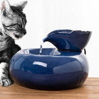 1pcs Cat Dog Automatic Circulation Water Dispenser Fountain Water Basin Drinker Dog Cat Water dispenser drinking bowls