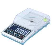 LCD Digital Scale 0.001g 50g Pocket Jewelry , Diamond Digital Weight Scale High Precision Measure Stock Offer Free Shipping
