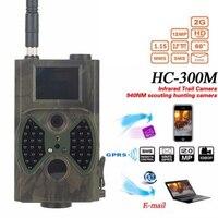 HD cámara Digital de caza de animales 1080P cámara de vigilancia de exploración infrarroja HC 300M de caza ED envío|Cámaras de caza| |  -