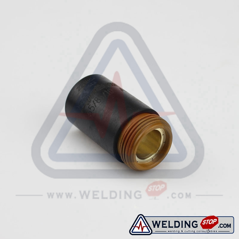 Genuine plasma torch retainning cap 220854 fits in 65 85 105 air plasma Cutting Torch Consumables replacement