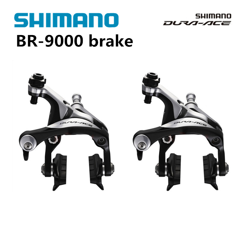shimano Dura BR-9000 brake road bicycle bike caliper V brake Ace BR 9000 кассета shimano dura ace 11 30 11 ск