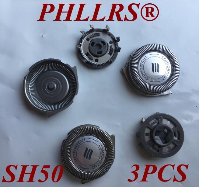 Сменная головка бритвы SH50 для philips, 3 шт., S5510, S5340, S5140, S5110, S5400, S9161, S5050, S7510, S5380, S5011, S5010