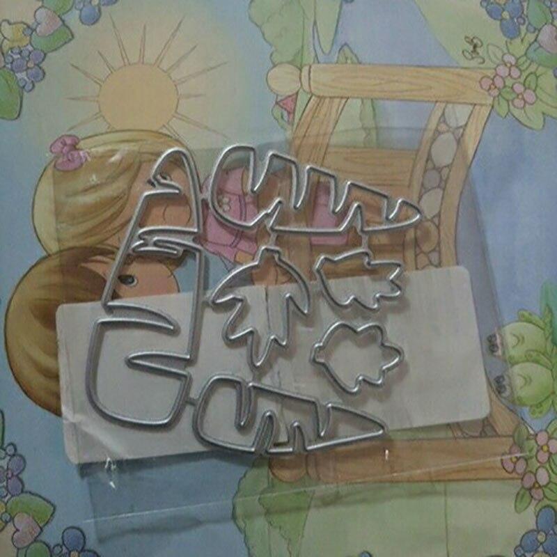 3x Hojas Metal Corte muere Plantillas Para Bricolaje Tarjetas de papel Scrapbooking Decoración dsu