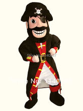 mascot Best Price Caribbean Pirate Men Mascot Costume Cosplay Suit Halloween Dress Party Mascot Costumes Free