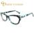 Ivsta mujeres monturas de gafas de diseño de marca hecha a mano de acetato de óptica del ojo de gato mariposa demi celulosa tortuga lente miopía 5012