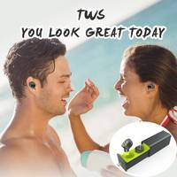 Itek Universal Mini Portable TWS Sports Wireless Bluetooth 4 1 EDR Earphones Stereo In Ear Earbuds