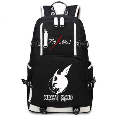 Hot Anime Akame ga KILL high school student canvas travel Backpack cosplay for gift preppy style backpackHot Anime Akame ga KILL high school student canvas travel Backpack cosplay for gift preppy style backpack