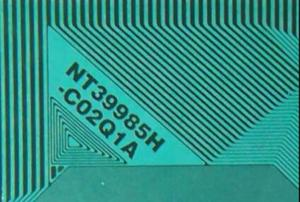 Image 1 - NT39985H C02Q1A Nueva pestaña COF IC para