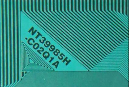 NT39985H C02Q1A تبويب cof ic وحدة جديدة