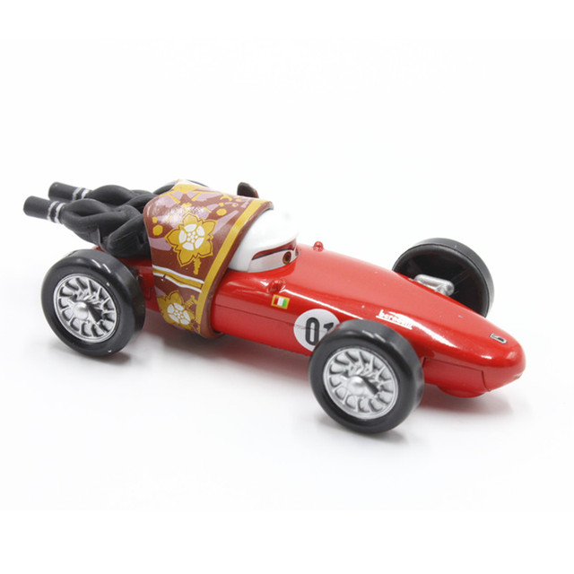 Disney Pixar Cars 2 F1 Francesco Bernoulli MoM 1 55 Scale Diecast Metal  Alloy Modle Toys Cartoon Movie Car For Children Gifts d21b9f48e65f