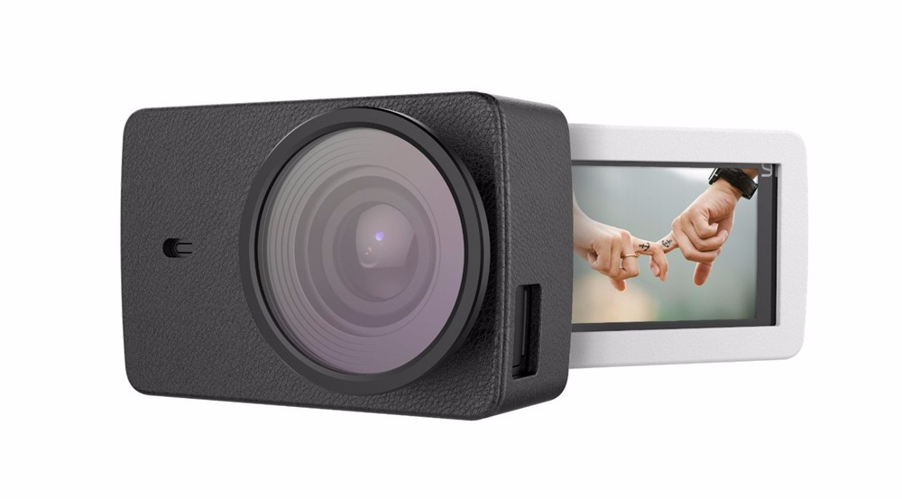 YI 4K Action Camera Protective Lens and Leather case 10