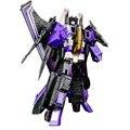 Transformação Robô Deformação MSS-D02-K KBB Mestre Escala Peças de Liga Figura Vento Céu Avião Brinquedos Figuras de Ação BXJG083