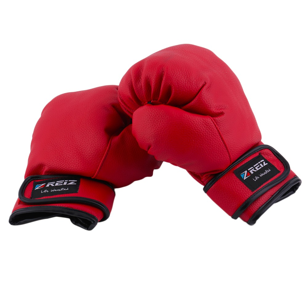 1 Pair HIgh Density EVA Boxing font b Gloves b font Breathable Sport Traning Adult Punching