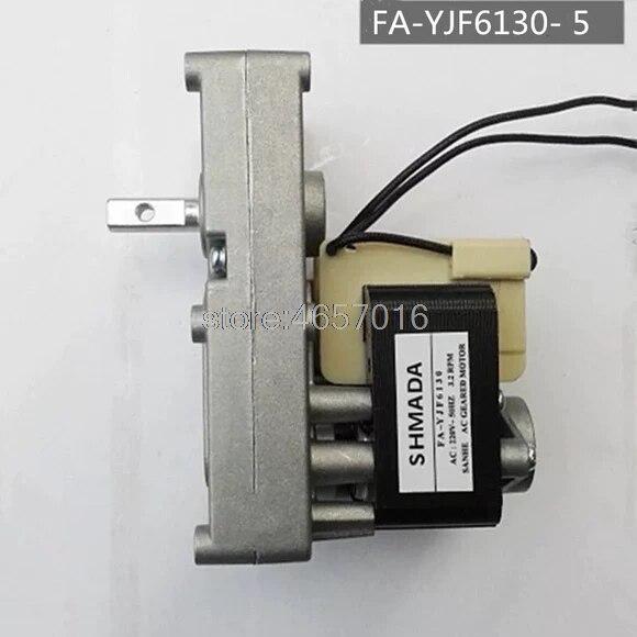 FA-YJF6130  5r/min AC220V shaded pole motor gear motor /fireplace, oven /Feeding motorFA-YJF6130  5r/min AC220V shaded pole motor gear motor /fireplace, oven /Feeding motor