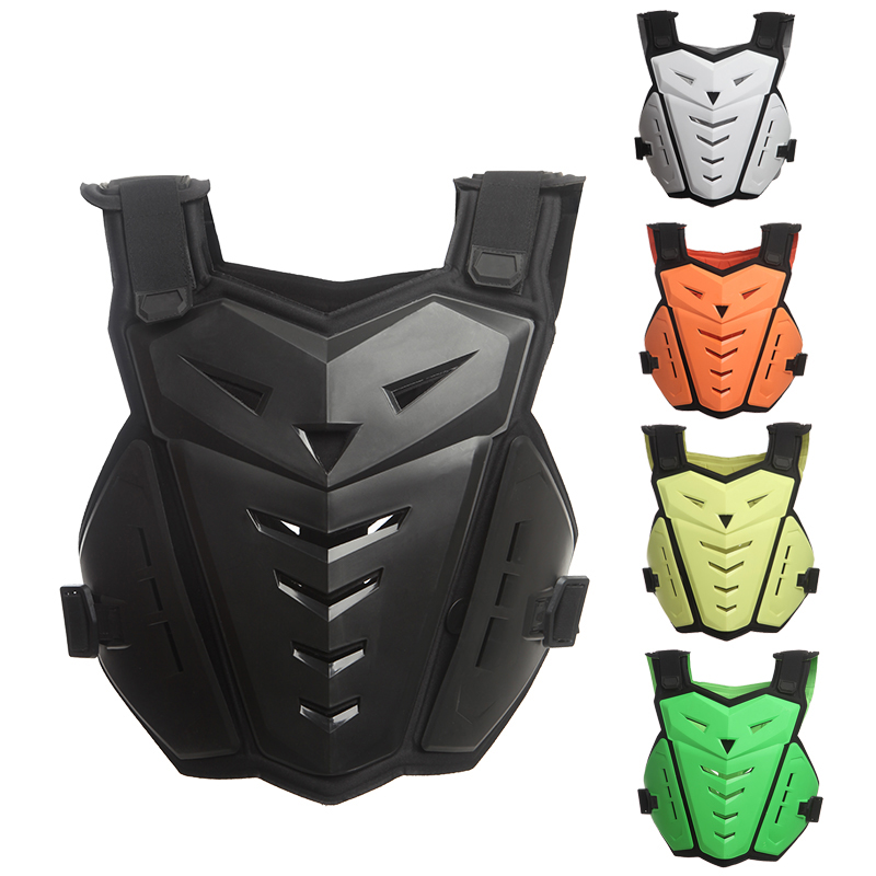 Body Armor Guard Men Women Back Chest Protector Motorcycle Riding Racing Guard Motocross Vest Chest Protector scoyco motorcycle motocross chest back protector armour vest racing protective body guard mx jacket armor atv guards race moto