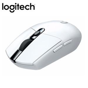 Image 5 - Ban Đầu Logitech G304 Chơi Game Không Dây 2.4G Anh Hùng Động Cơ Chuột 5AA Pin 12000 Dpi Cho LOL Pubg Fortnite Overwatch CSGO