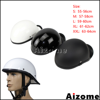 For Men Women Helmets Vintage Motorcycle Biker Adult Polo Style Helmet Novelty Helmet Fiberglass Half Face Helmet Universal