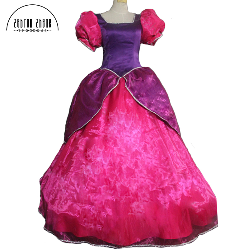 Top Quality New Cinderella Sisters For Adult Costumes