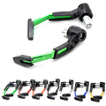 motorcycle front brake clutch lever protect guard fit 7/8'' For Honda CB400 CBR250R CBR300R CB300F CBR500R CB500F