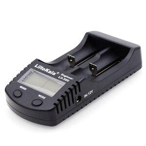 Image 3 - Liitokala lii 400 Lii S1 Lii 500 Lii 300 Lii PD4 LCD แบตเตอรี่ชาร์จ 18650 26650 18500 3.7 V แบตเตอรี่ลิเธียม NiMH