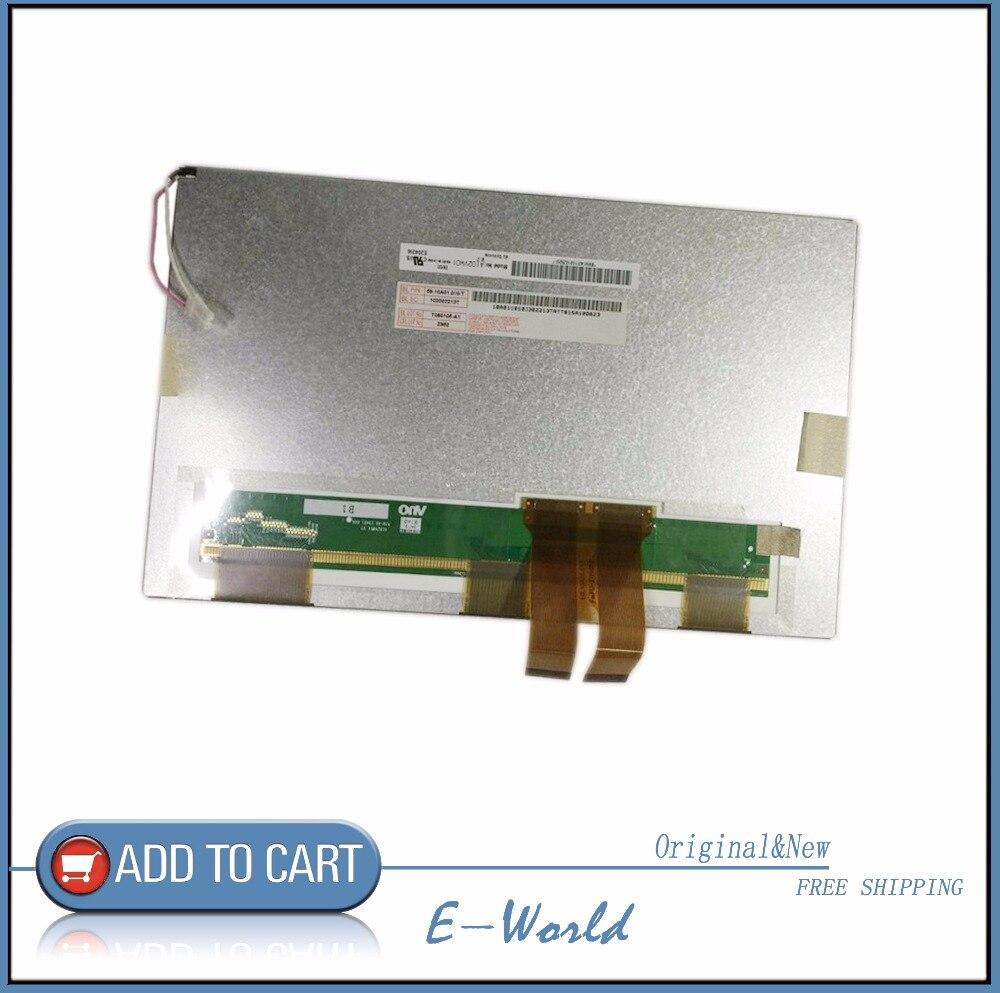 Original 10.2inch LCD screen A102VW01 V7 A102VW01 V.7 free shipping|screen 10|lcd 10|screen 7 - title=