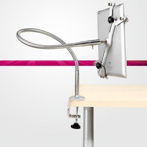 Гибкий настольный стол 360 градусов вращающийся на 360 градусов Настольная подставка ленивая кровать держатель планшета крепление для iPad Air 5