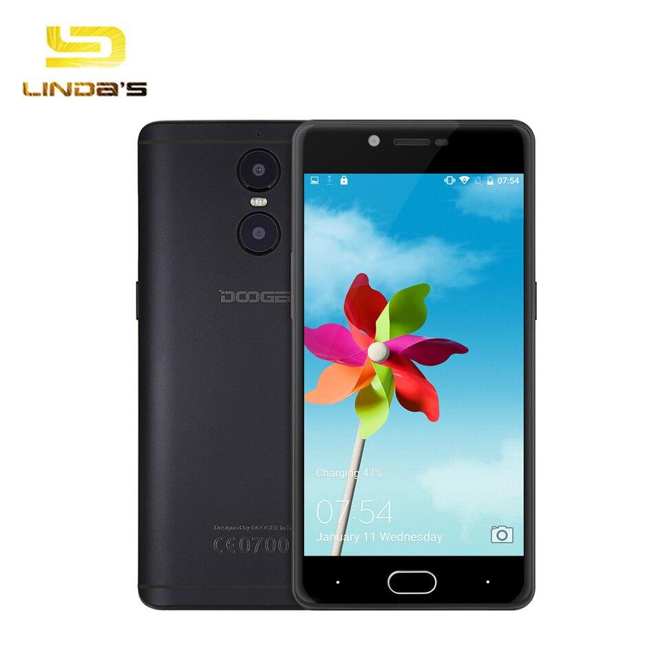 bilder für Doogee schießen 1 5,5 zoll fhd android 6.0 smartphone 2 gb ram 16 gb rom mt6737t quad core 1,5 ghz 13.0mp handy